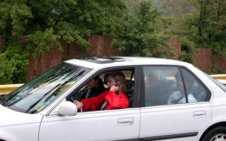 Ford Teen Driving Survey: Guys Speed, Girls Talk