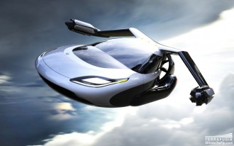 Terrafugia Hasn't Built Its First Flying Car Yet, But Here's A Video For The Next One
