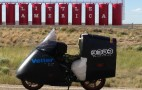 Across The Country In 5 Days--On An Electric Motorcycle