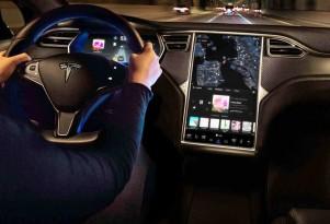 Tesla 8.0 software update