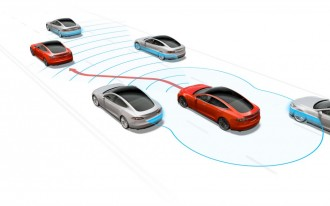 Tesla To Introduce Auto-Steering Soon—Not Autonomous Driving