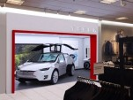 Tesla to sell electric cars at Nordstrom department store, expanding retail footprint