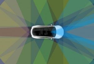 Tesla upgrades self-driving sensors, hardware; full autonomy test next year?