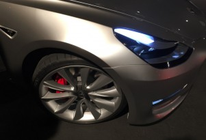 After Model 3, what will Tesla's 4th electric-car line be?
