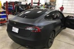 Tesla Model 3 prototype nabbed at service center