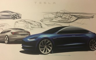 Tesla Model 3: What we know so far about the production electric car