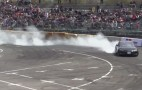Tesla Model S Drifting Shows Wild Side Of Electric Cars (Video)