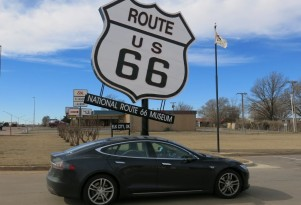 Oil Hauler Brings Electric Cars To Heart Of Oklahoma Oil Country
