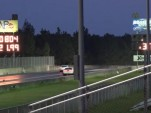 Tesla Model S P90D runs 10s at the drag strip