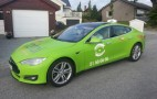 Tesla Model S Electric Car: Simply The World's Coolest Taxi