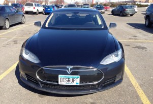 Had To Happen: Tesla Model S Spawns 'Teslacessories' Startup