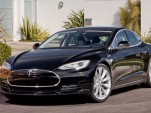 Tesla Model S Alpha build