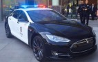 LAPD tests out Tesla Model S as patrol car