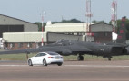 Tesla Model S tapped as U-2 spy plane chase car