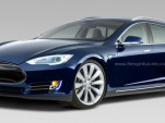 The Tesla Model S Electric Wagon We Wish They'd Build