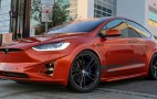 Tesla tuner Unplugged Performance reveals modified Model X at SEMA