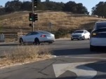 Tesla Model X prototype [by Silicon Valley Teslas]