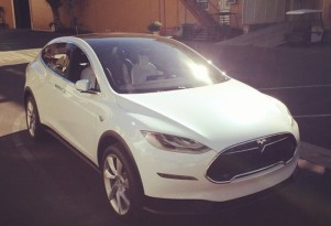 Tesla Model X Electric SUV: 257 Miles Of Range, 92 MPGe