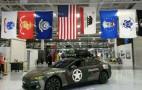Tesla Thanks Veterans, Faraday Future Concept, Electric VW Phaeton: Today's Car News