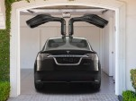 Tesla Claims $40M Advance Sales of 2014 Model X Crossover SUV