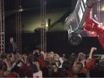 Tesla Motors CEO Elon Musk reveals Tesla Model S 'D' all-wheel-drive system, Oct 2014