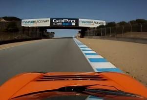 Tesla Model S, Roadster Break Electric-Car Lap Record At Laguna Seca