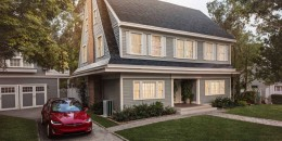 Tesla solar roofs can now be preordered; CA installations start in June