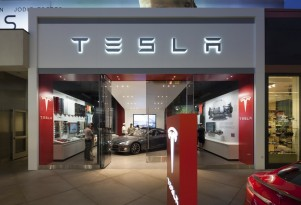 Tesla sues Michigan over ban on direct sales of its electric cars