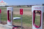 What It Takes To Build A Tesla Supercharger DC Fast-Charging Si