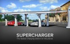 Tesla Supercharger Quick Charging Stations Expand Beyond Coasts