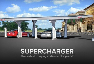 Tesla Free Supercharger Network Now Officially Open, Ready To Use