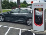 Tesla boosts Supercharger electric-car charging rate to 145 kw