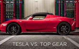 The Tesla Versus TopGear Lawsuit So Far: Quick Recap