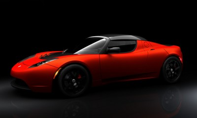 2010 Tesla Roadster Photos