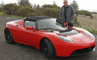 Tesla Roadster: Our Contest Winner Speaks!