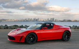 2011 Tesla Roadster 2.5