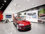 Tesla's retail store concept