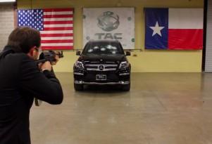 Texas Armoring Corporation Shoots At Mercedes