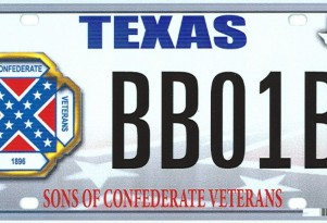Supreme Court Nixes Texas Confederate-Flag License Plates