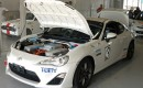 TGMY electric Toyota GT 86 prototype - Image courtesy of Technologic Vehicles