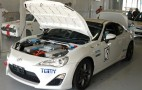 Japans TGMY Laps Suzuka Circuit With Electric Toyota GT 86: Video