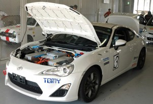 An Electric Toyota GT 86? Yes, But From A Tuning Shop