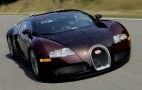 Bugatti's next model could be a Bentley-based sedan