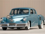 The 1948 Tucker Torpedo. Image: Barrett-Jackson