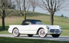 Fifth Chevy Corvette Ever Built Hits The Auction Block