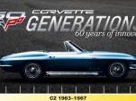 The 1963-1967 C2 Corvette Sting Ray