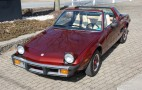 Classic Fiat X1/9 Up For Grabs At Carlisle Import Show