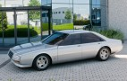 Ferrari's First Four-Door Hits The Block: 1980 Pinin Concept