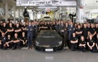 Lamborghini Reaches 2,000-Aventador Milestone In Only Two Years