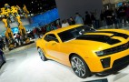 Report: GM planning 'Bumblebee' Camaro to coincide with Transformers 2 movie launch
